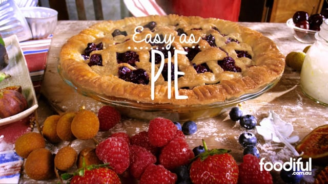 Foodiful - Easy as Pie