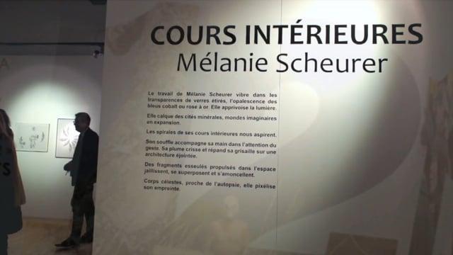 12/12/12LOIRE ST-JUST ST-RAMBERT MUSÉE DES CIVILISATIONS DANIEL POUGET - MELANIE SCHEURER