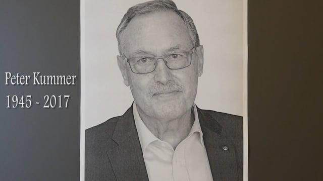 Blog zum Tod von Peter Kummer