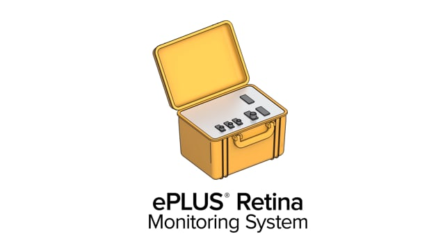 ePLUS Retina Monitoring System for Oil and Gas Well Completions