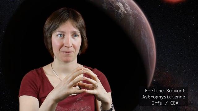 Trappist-1 – L'évolution de la zone habitable du système Trappist-1