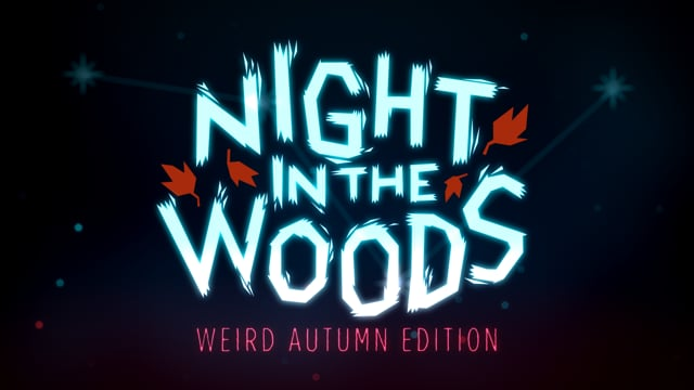 Night In The Woods: Weird Autumn Edition Trailer