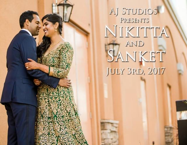 Nikita & Sanket