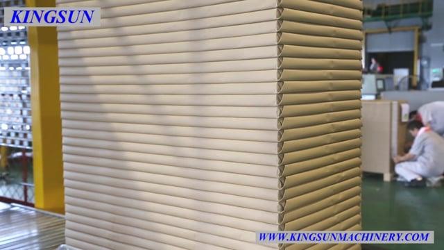 Automatic Paper Ream Wrapping Machine - Kingsun Machinery