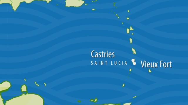 Saint Lucia - Port Report