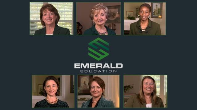 Emerald Education Intro Promo