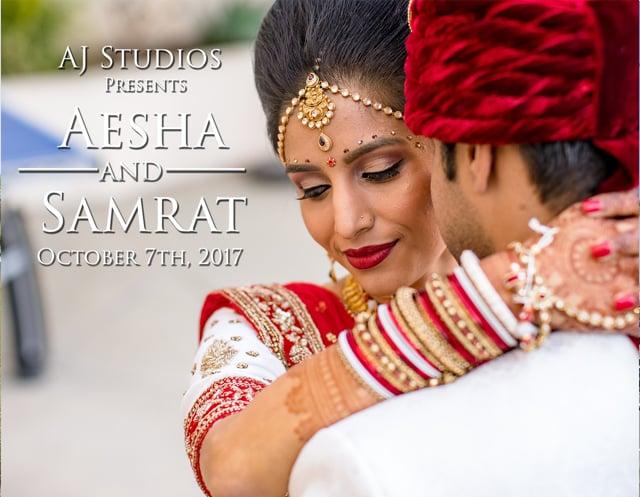 Aesha & Samrat