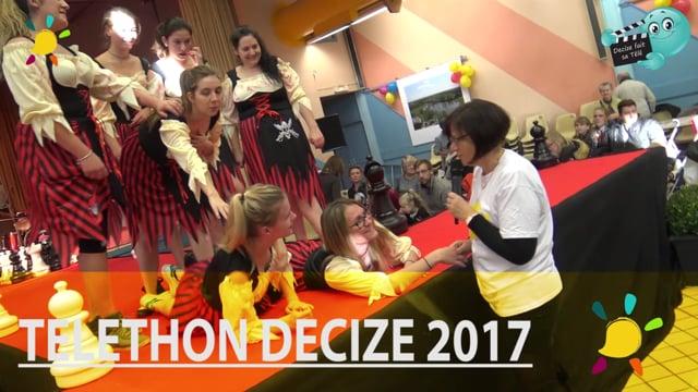 Decize Fait sa télé au Téléthon 2017 à Decize Dynamic Danse