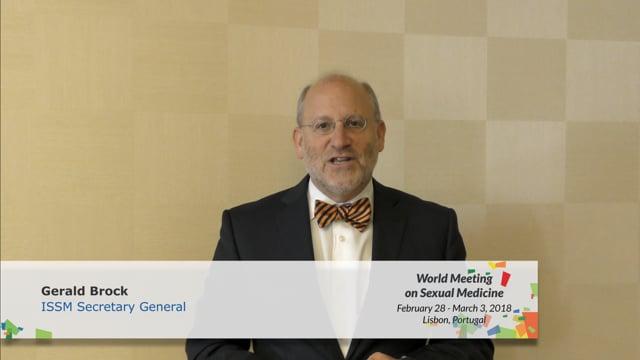 Gerald Brock - ISSM Secretary General
