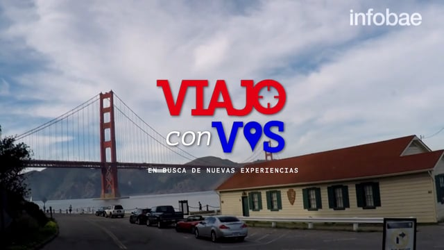 VIAJO CON VOS / Infobae + Best Day
