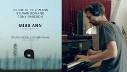 2018 - P2B Trio / Essais Vol.2 / Miss Ann