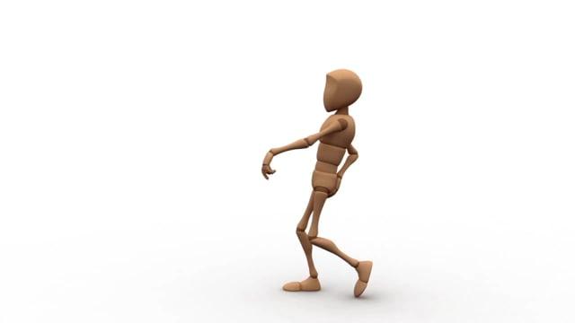 walk/hurry
