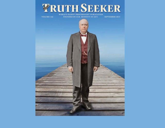 SEPTEMBER 2015 TRUTH SEEKER