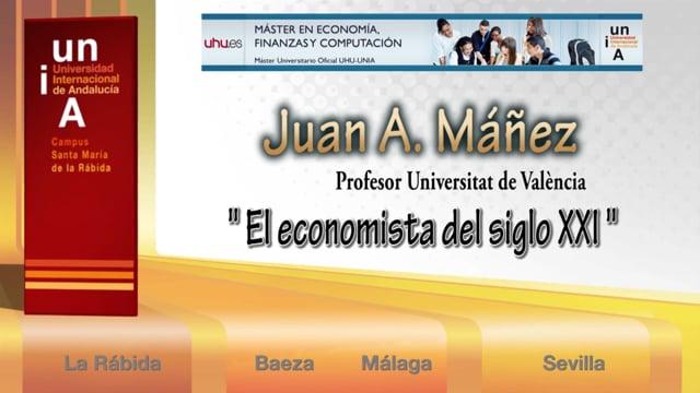Prof. Juan Máñez (Universitat de València)