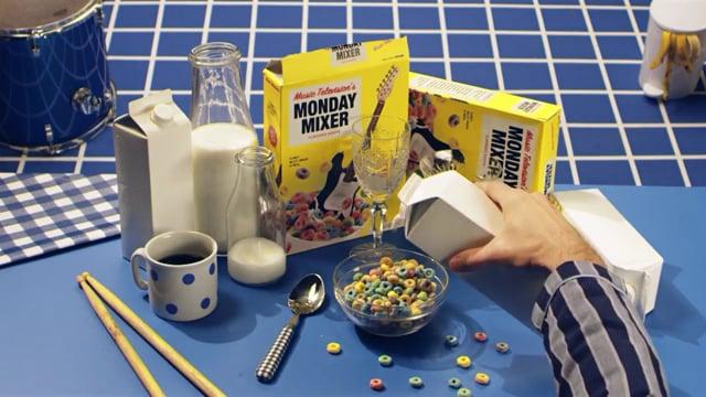 MTV Ident / Monday Mixer