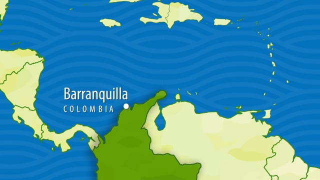 Barranquilla, Colombia - Port Report