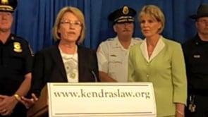 Make Kendras Law Permanent - Press Conference
