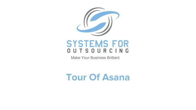 Tour Of Asana