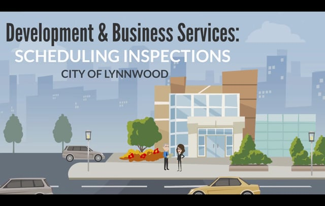 Scheduling Inspections - Development & Business Services