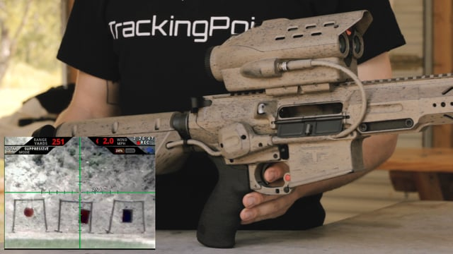 TrackingPoint Precision Targets