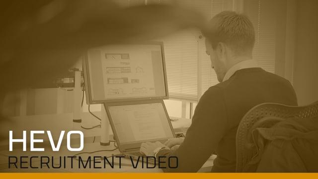 HEVO - Recruitment Video