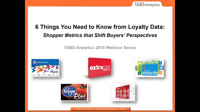 6 Things You Need to Know About Loyalty Data (03/14/2018)