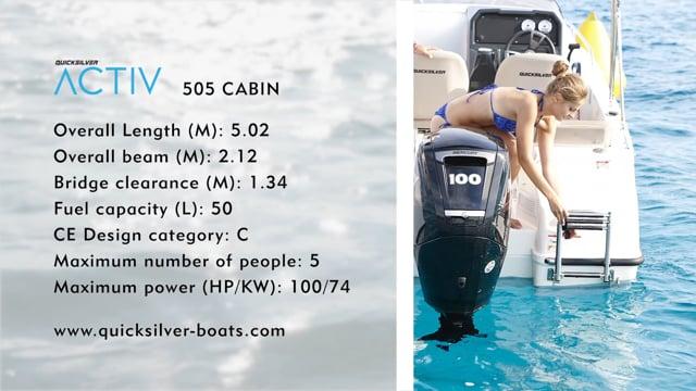 ACTIV 505 CABIN