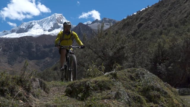 Circumnavigation of Huascaran