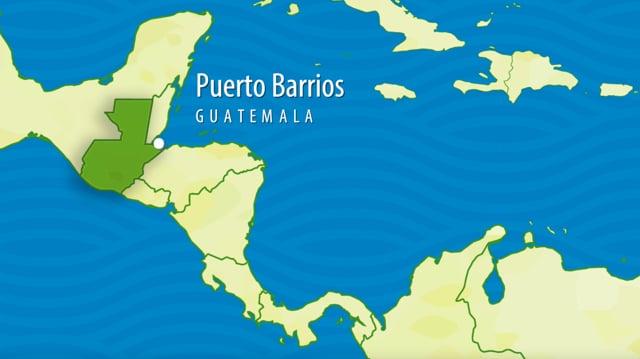 Puerto Barrios, Guatemala - Port Report