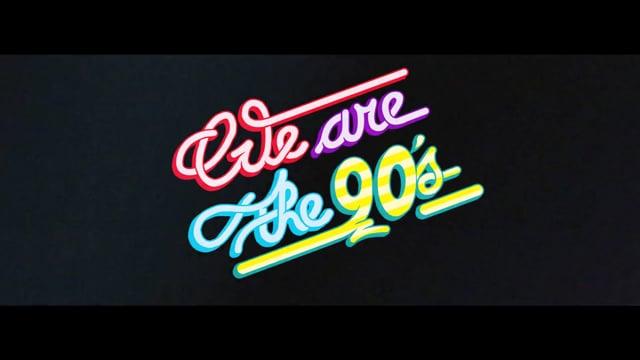 We Are The 90's #100 @ La Machine du Moulin Rouge, Paris, 03 mars 2018