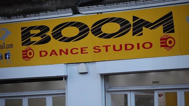 Boom Dance Studio Promo 2017