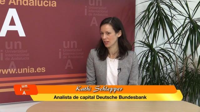 Kathi Schlepper. Aplicaciones de Big Data en el sector Financiero