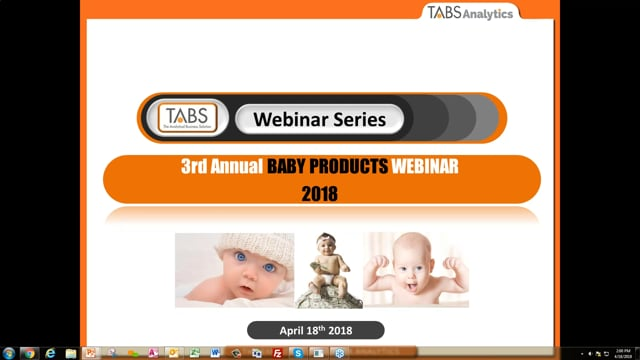 TABS 3rd Annual Baby Care Study (04/18/2018)