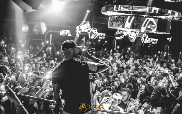 BOOBA LIVE SHOW AT K CLUB   21.04.2018