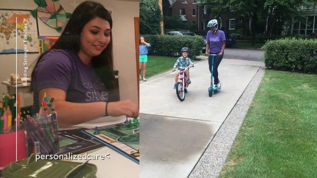 College Nannies + Sitters + Tutors Marketing Video