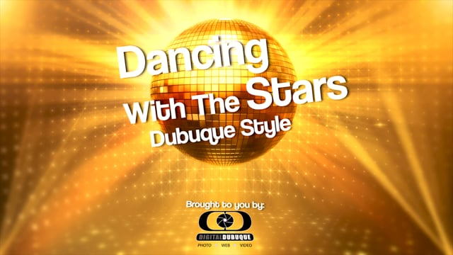 Dubuque Dancing with The Stars 2018 - Intro