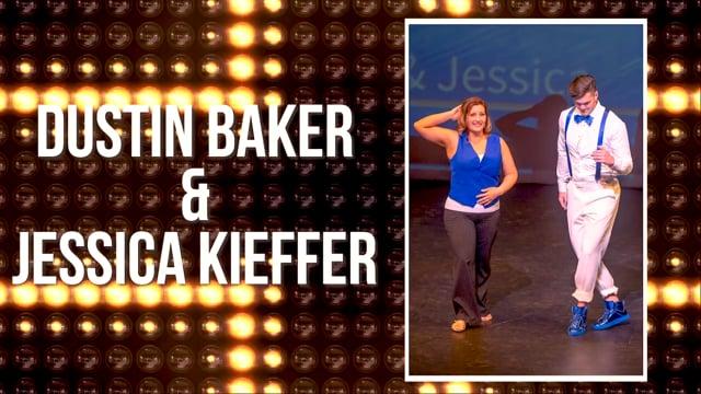 Dustin Baker & Jessica Kieffer - DWTS Dubuque 2018