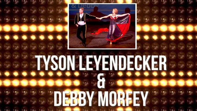 Tyson Leyendecker & Debby Morfey - DWTS Dubuque 2018