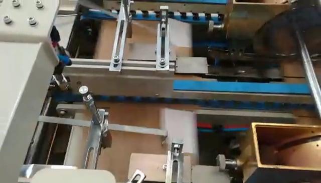 SHH-E Automatic Folder Gluer Machine for Corrugated Box