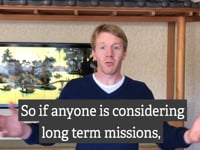 Advice from OMF Missionaries