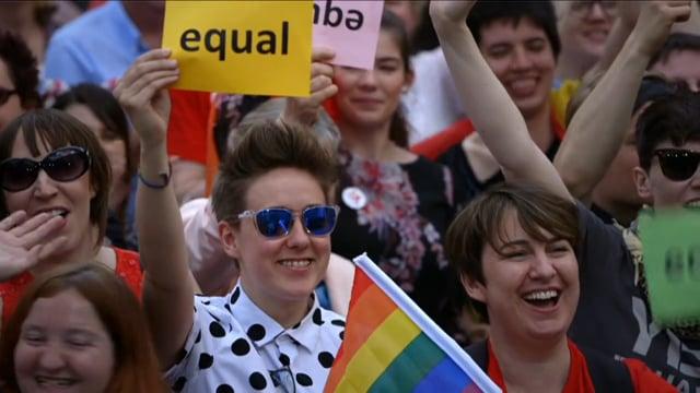 Making History - GAZE celebrates Marriage Equality