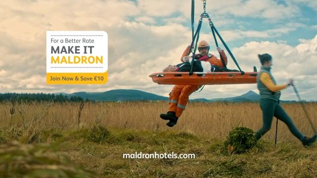 Make It Maldron, Save A Tenner - Maldron Hotels