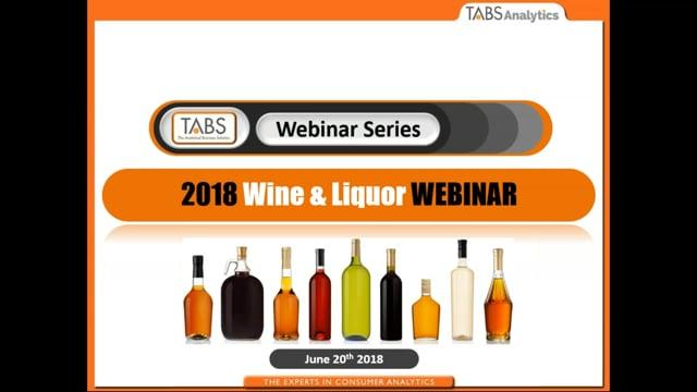 TABS 2018 BevAlc (Wine / Liquor) Study (06/20/2018)
