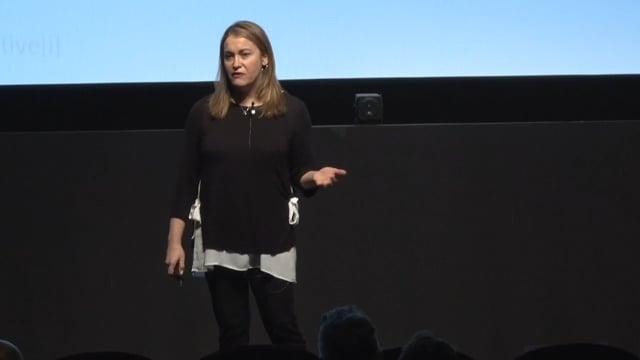 Heidi Messer - The Future of Work Delivered Via Data & AI