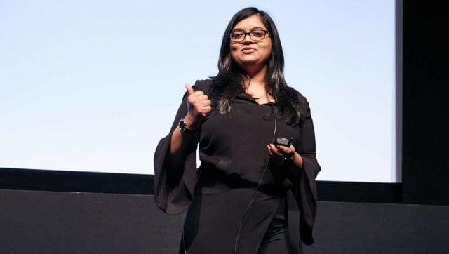 Purva Gupta - Emotionally Intelligent AI Powered Apparel Shopping Experience