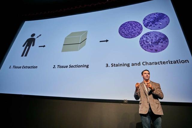Michael Johnson - Quantitative 3D Tissue Imaging Accelerates Drug Discovery