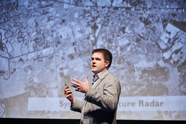 Adam Maher - Analyzing the World From Space with Geospatial Imagery