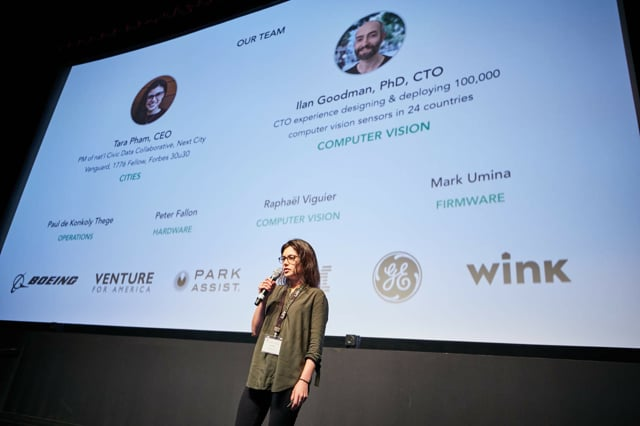 Numina - Startup Competition Finalist 2018