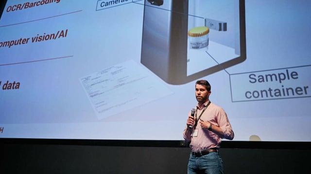 Vistapath Biosystems - Startup Competition Finalist 2018