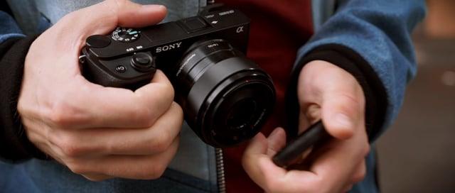 Sony a6300 Promo